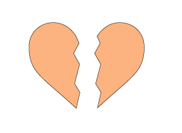 a broken heart for illustrating Poems about Unrequited Love