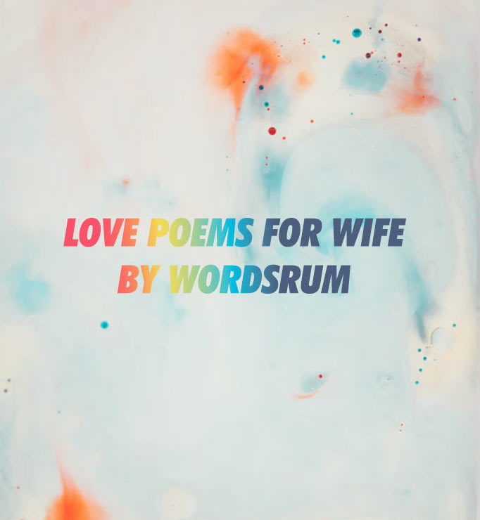 love poems for wife cover image