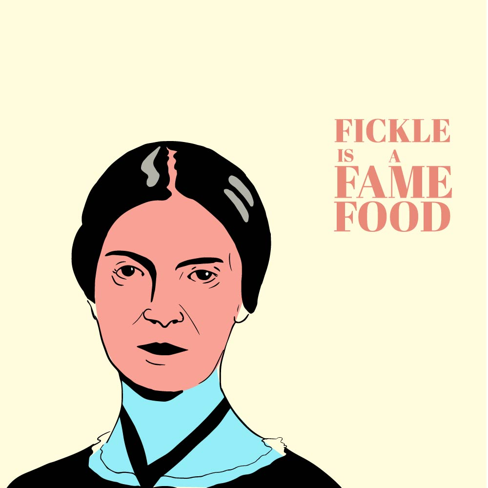 fame is a fickle food summary cover image