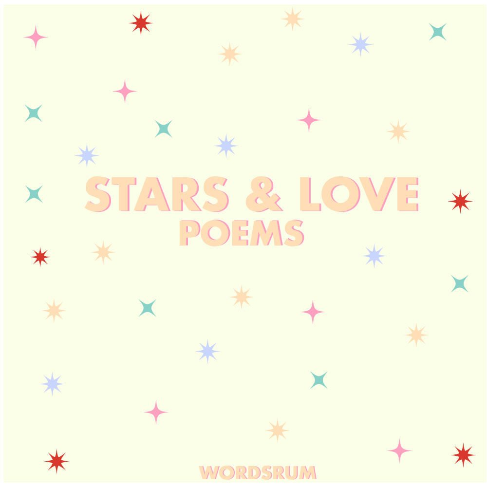 Poems about stars and love cover image