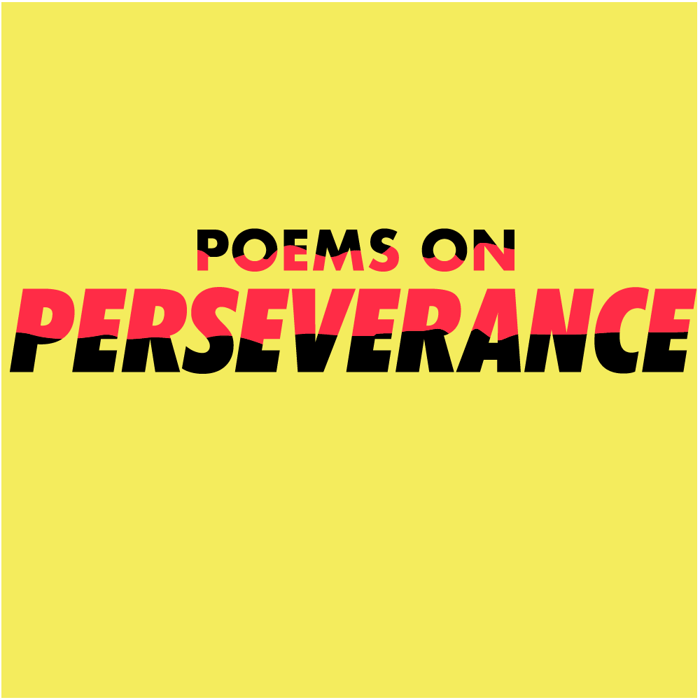 poems about perseverance cover image