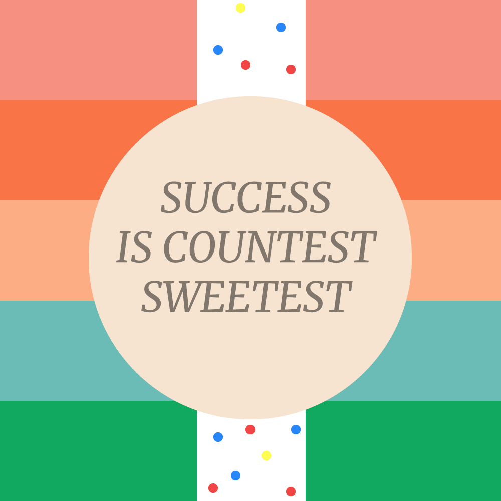Success is counted sweetest poem cover image