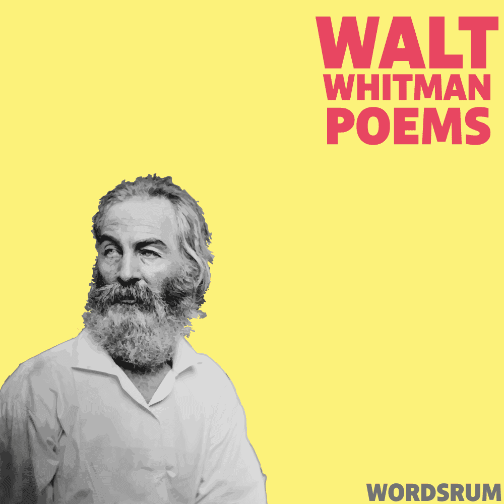 poems by Walt Whitman cover image