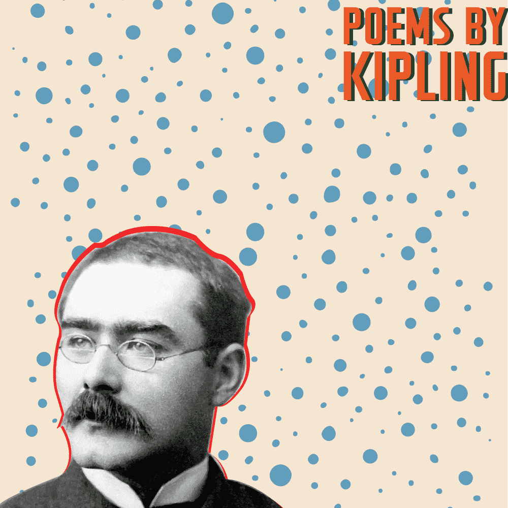Rudyard Kipling poems cover image