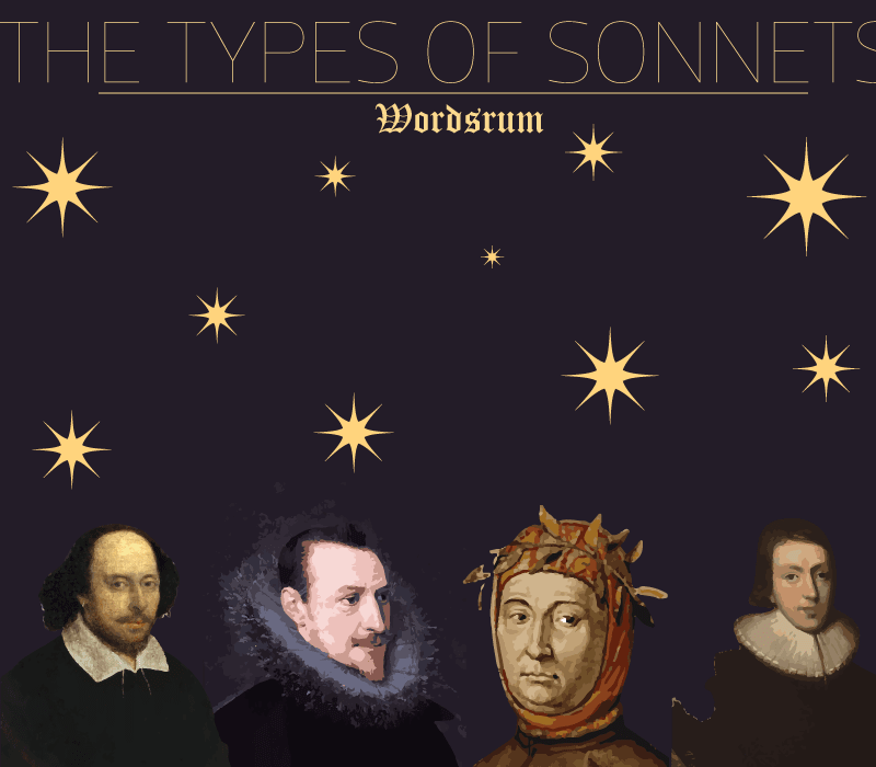 Types of sonnet cover image