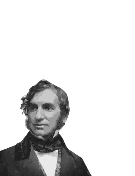 HW longfellow, one of America's greatest poets